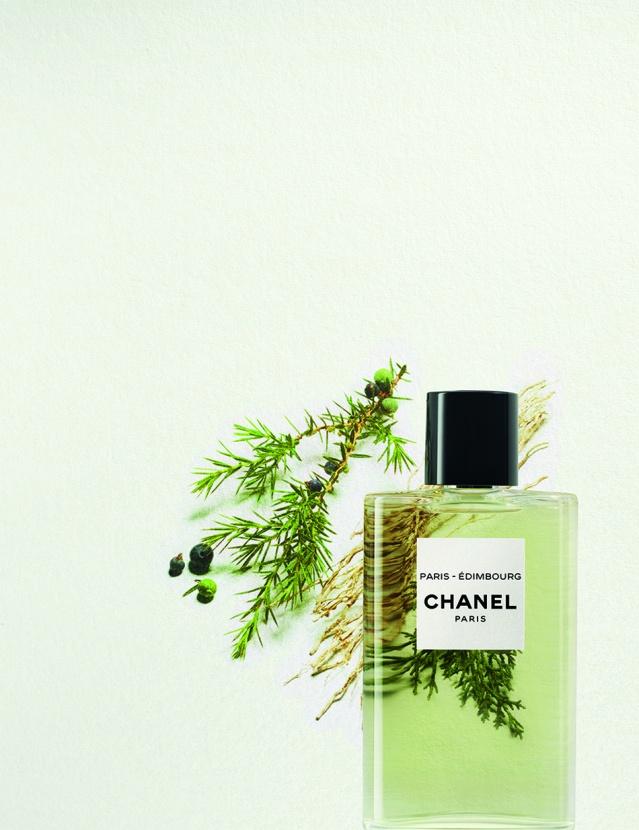 Как пахнет дикая природа: демонстрирует новый парфюм от Chanel