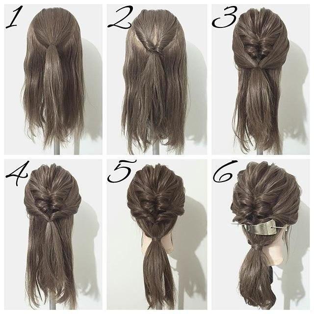 Як зробити гарну зачіску самостійно: цікаві варіанти