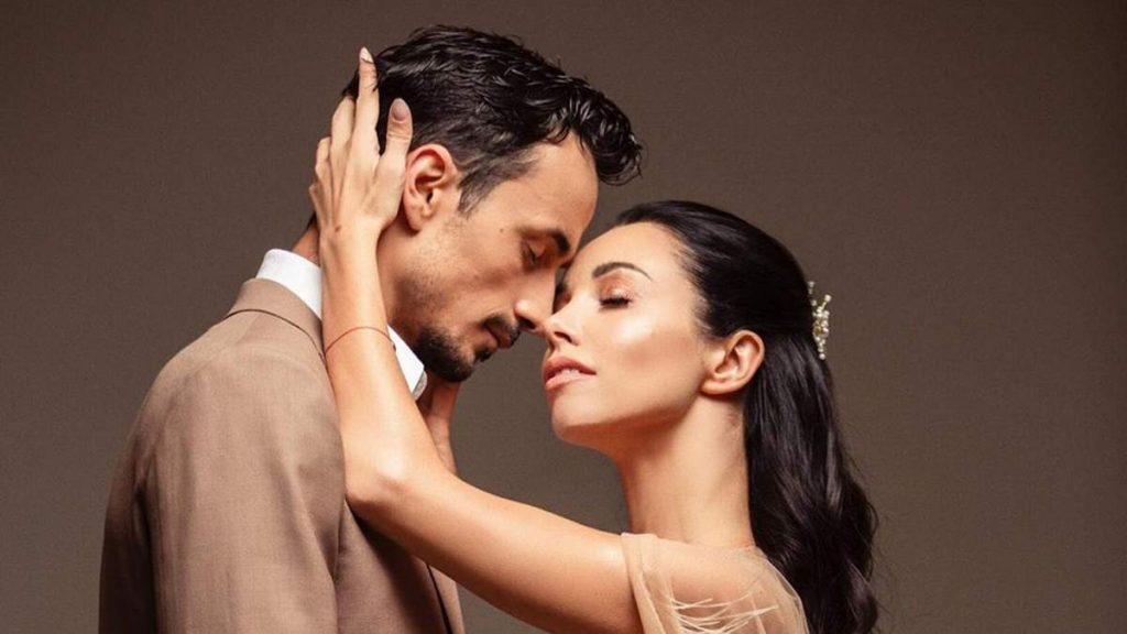 Красивая пара: Екатерина Кухар опубликовала романтическое фото с мужем
