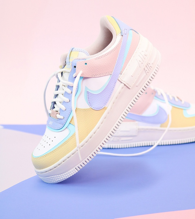 Nike перепродают чаще остальных брендов: свежий рейтинг