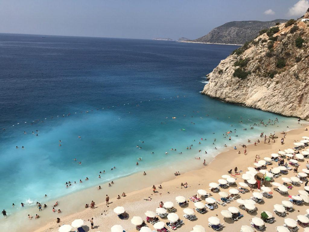 Самые удачные места для пляжного отдыха в Турции в летний сезон 2021