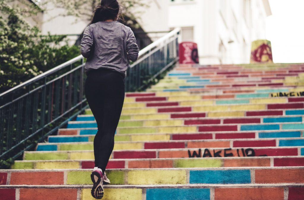 Как по упражнению на лестнице проверить здоровье своего сердца