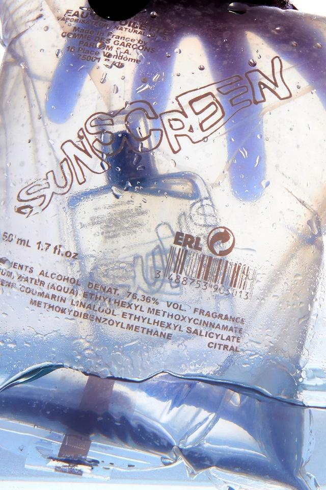 Так пахнет лето: все что нужно знать о новом парфюме от COMME des GARÇONS
