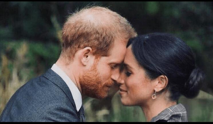 Скандальное интервью Меган Маркл и принца Гарри номинировали на премию «Эмми»