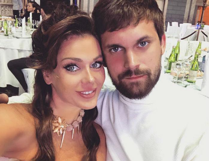 Таня Терешина рассталась с молодым мужем