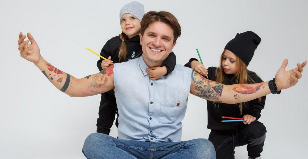 В украинском шоу-бизнесе на одного многодетного отца стало больше
