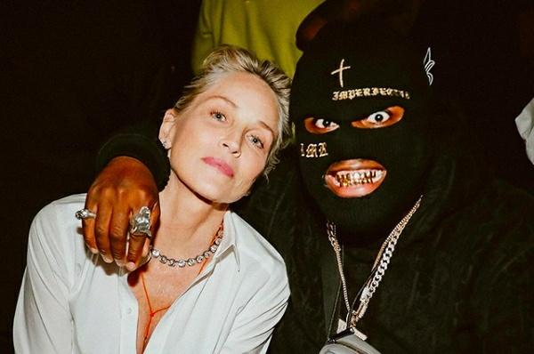 63-летняя Шэрон Стоун встречается с молодым рэпером