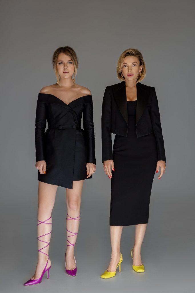 Полина Неня создала собственную коллекцию обуви для бренда MARSALA