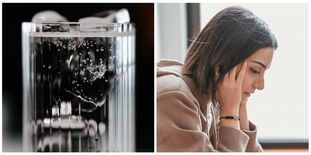 Неожиданный побочный эффект питья воды со льдом, о котором вы не знали
