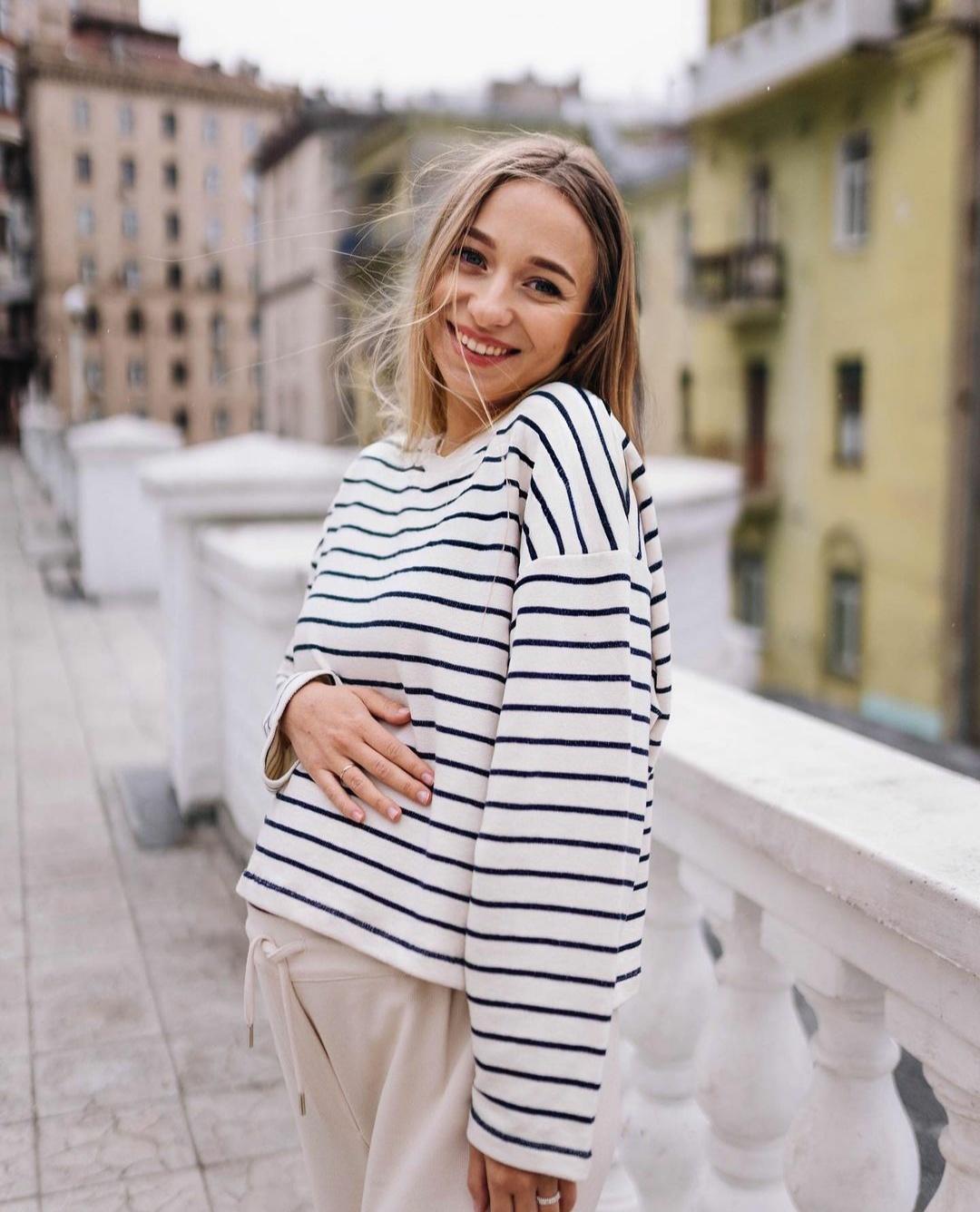 Жена Виктора Павлика показала фигуру после родов