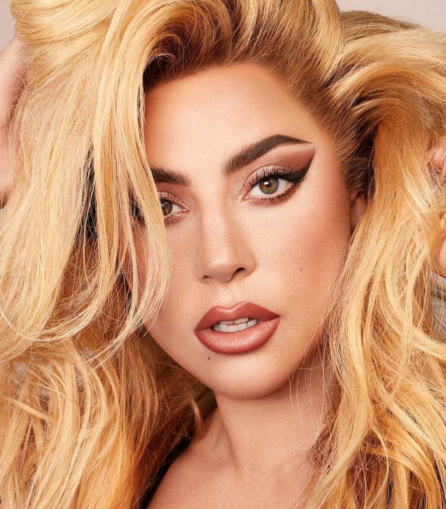 Леди Гага восхитила сеть стильным образом