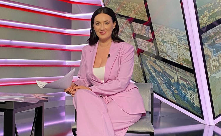 Известная украинская телеведущая показала последствия автомобильной аварии