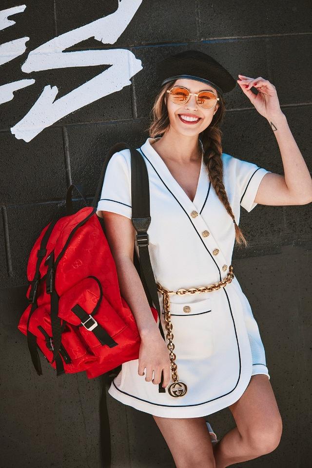 Gucci вдохновились видеоиграми и создали коллекцию рюкзаков