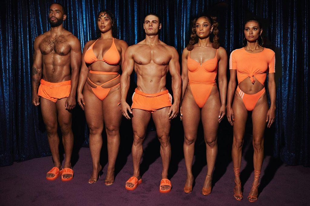 Вау: Бейонсе создала коллекцию купальников для Adidas