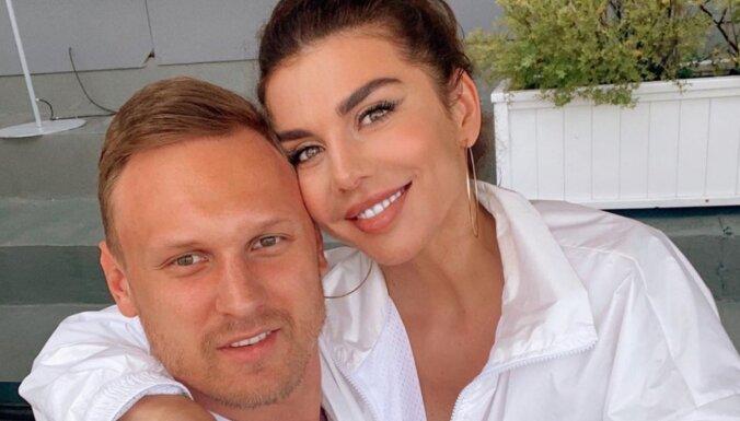 Анна Седокова трогательно поздравила мужа с днем рождения