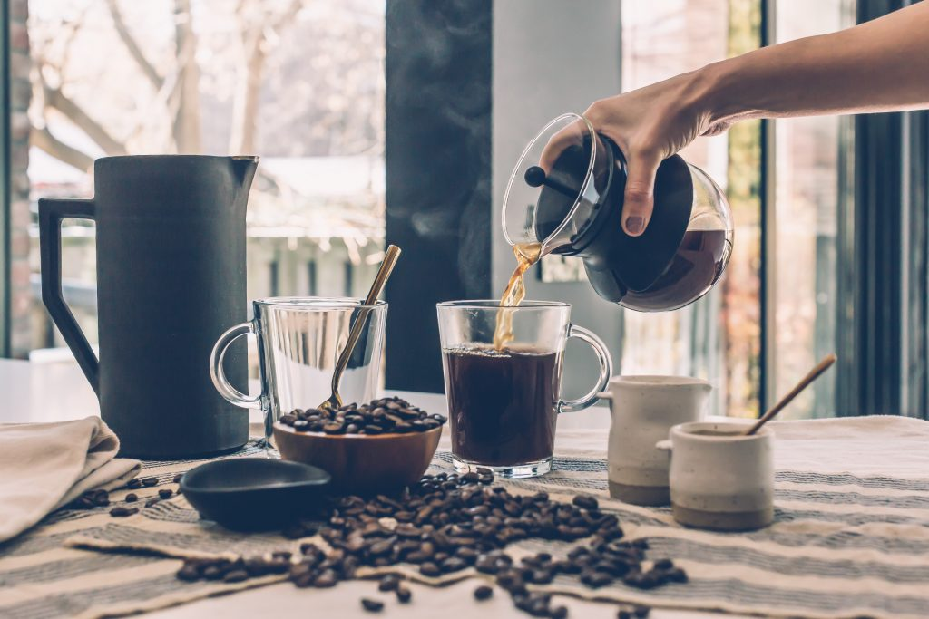 Странный продукт, который вы не добавляли в кофе, а стоит – для уникального вкуса