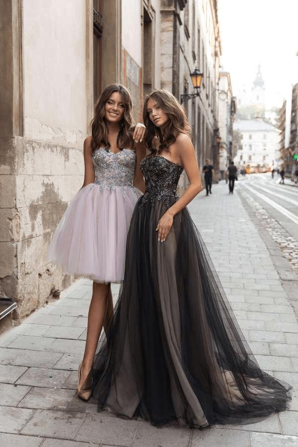 Вечерние и коктейльные платья: есть ли разница