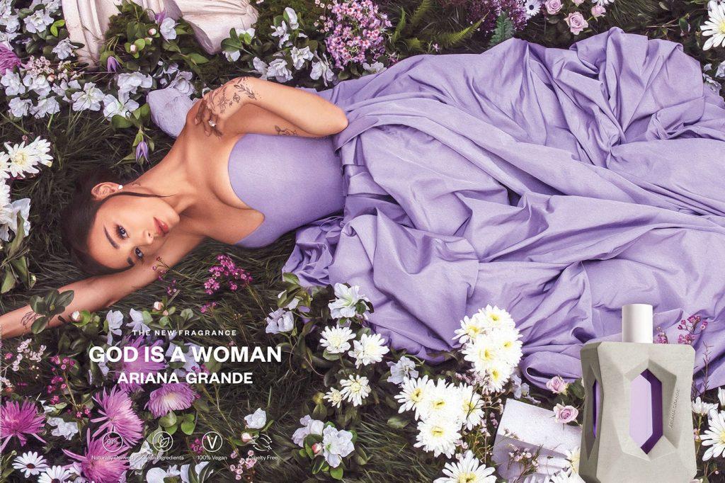 Ариана Гранде запустила продажу собственного аромата