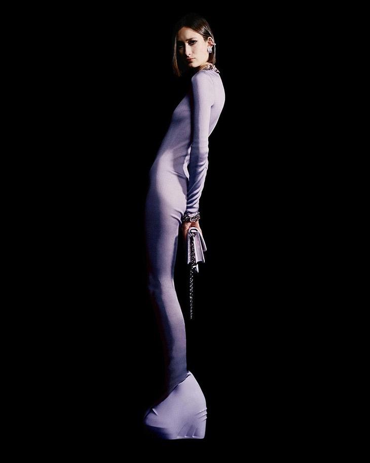 Дочь Пола Уокера снялась в фотосессии для бренда Givenchy