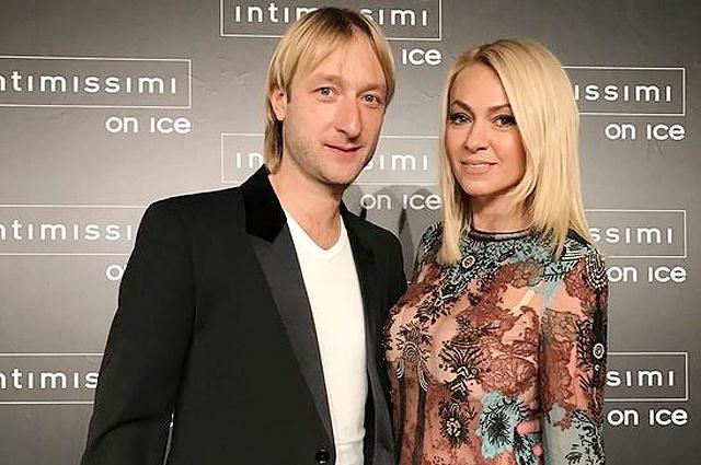 Яну Рудковскую осудили за развратные танцы с мужем