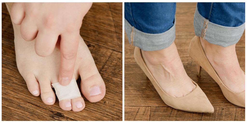 Элементарный совет, как сделать ношение обуви на высоком каблуке комфортным