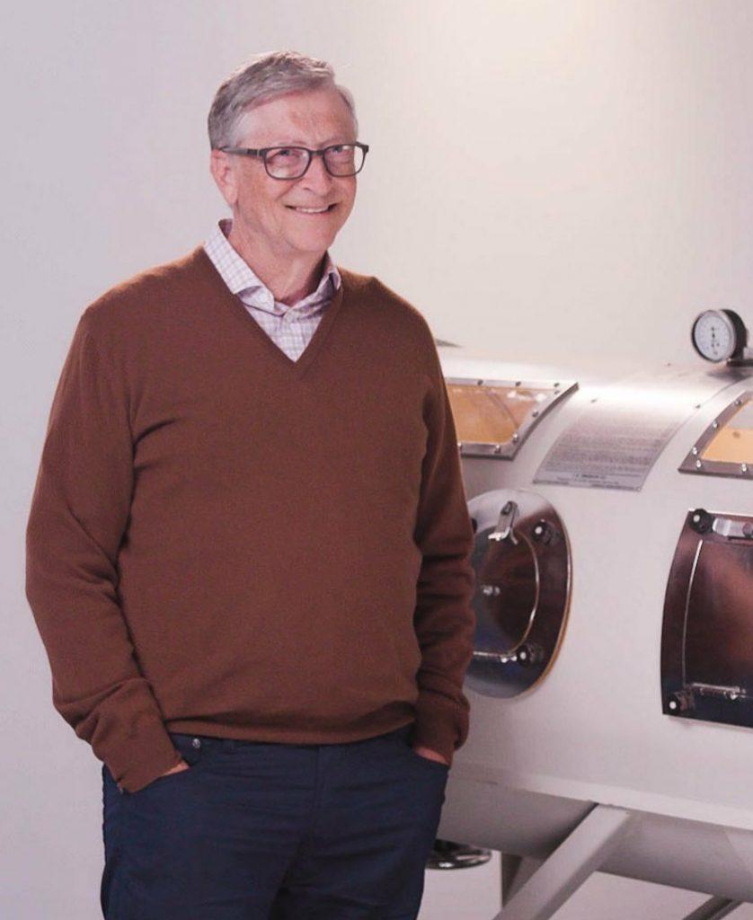 Официально: Билл Гейтс развелся