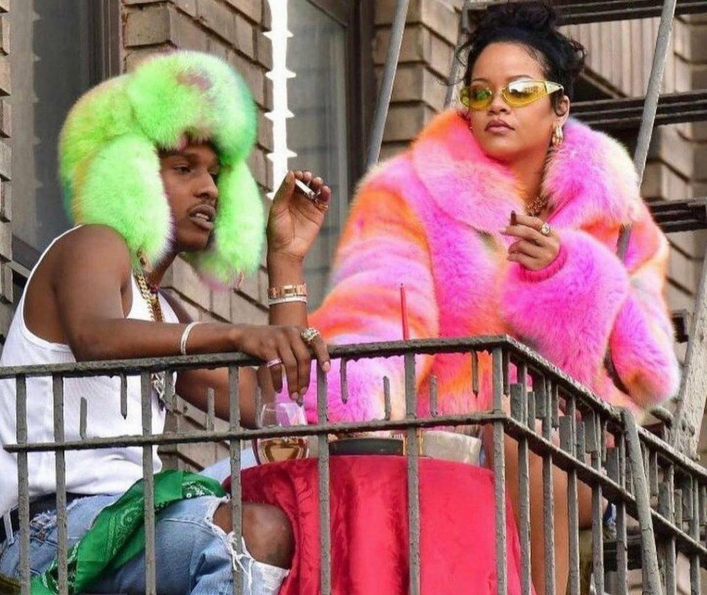 Как сейчас развиваются отношения Рианны и A$AP Rocky