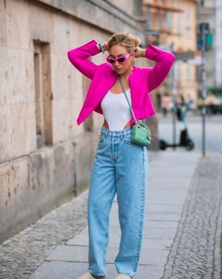 3 самые модные модели джинс, которые нужно купить на осень 2021