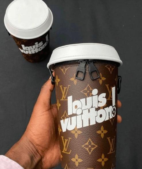 Louis Vuitton выпустили стакан за 2000 долларов и он совсем не для кофе
