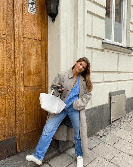 3 способа, как стильно носить джинсы этой осенью