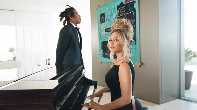 Бейонсе и Jay-Z стали главными героями нового кампейна Tiffany & Co.