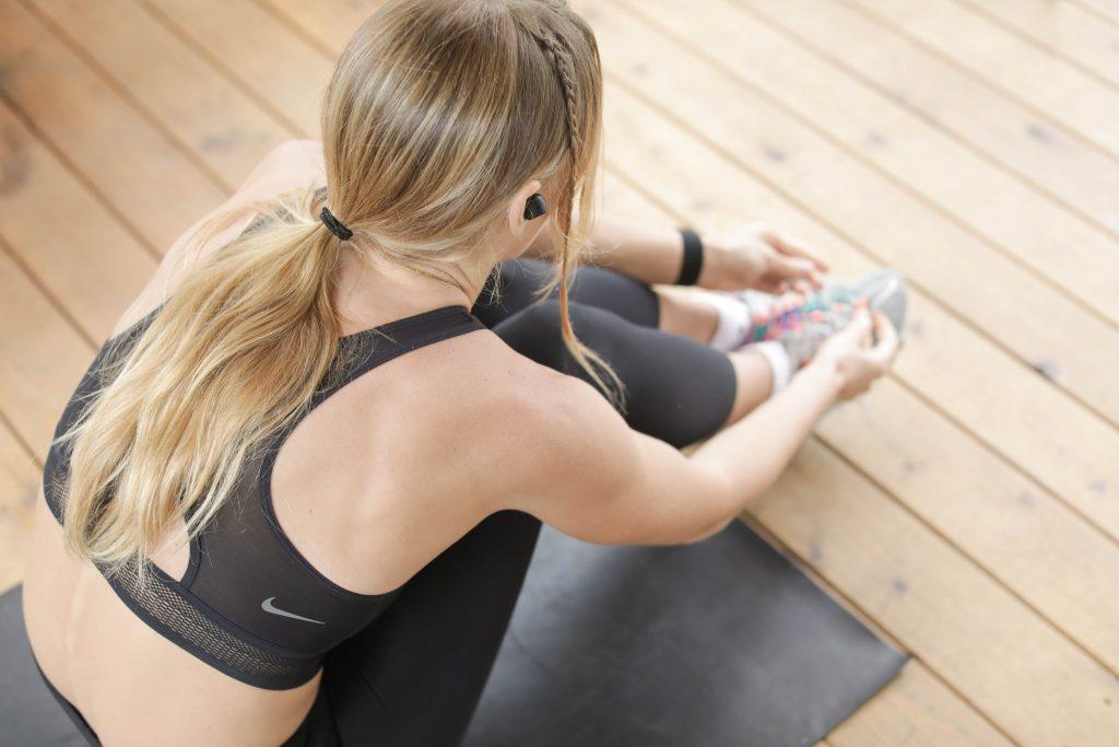 Отличное упражнение, которое проработает все мышцы тела за 60 секунд