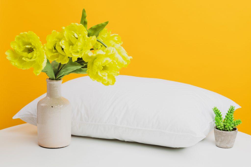 30-секундный тест, который поможет понять, пришло ли время менять подушку