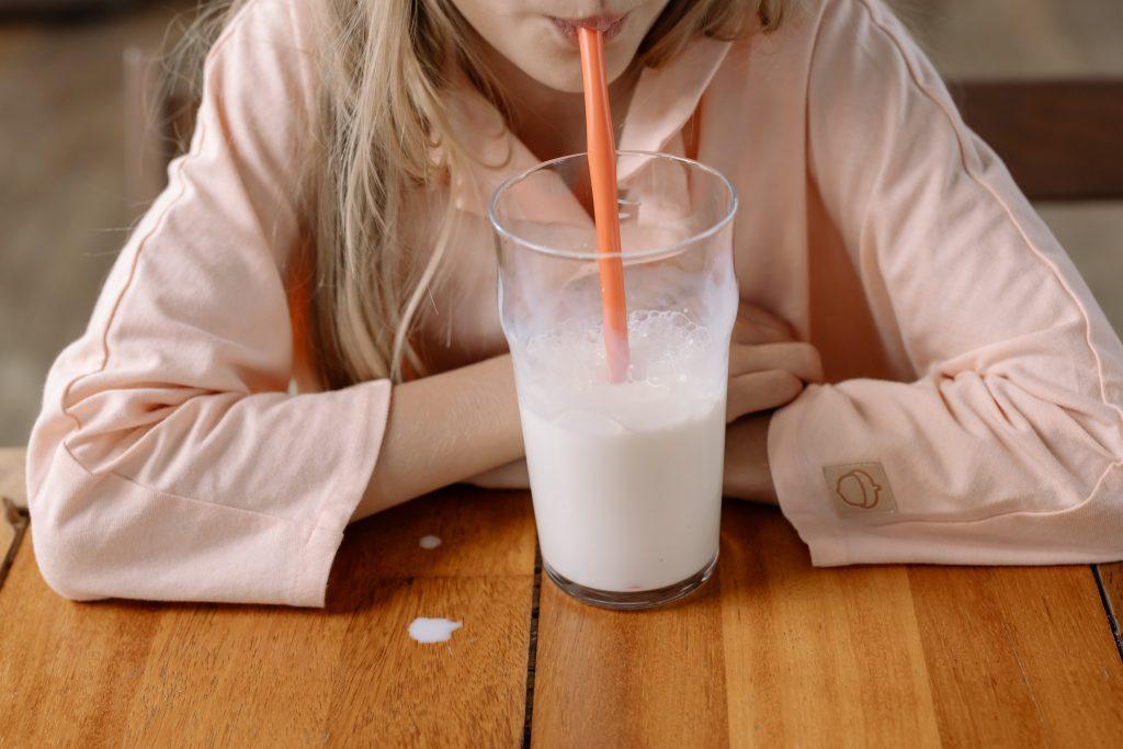 Новый вид молока, который обеспечит вас полезными жирными кислотами Омега-3
