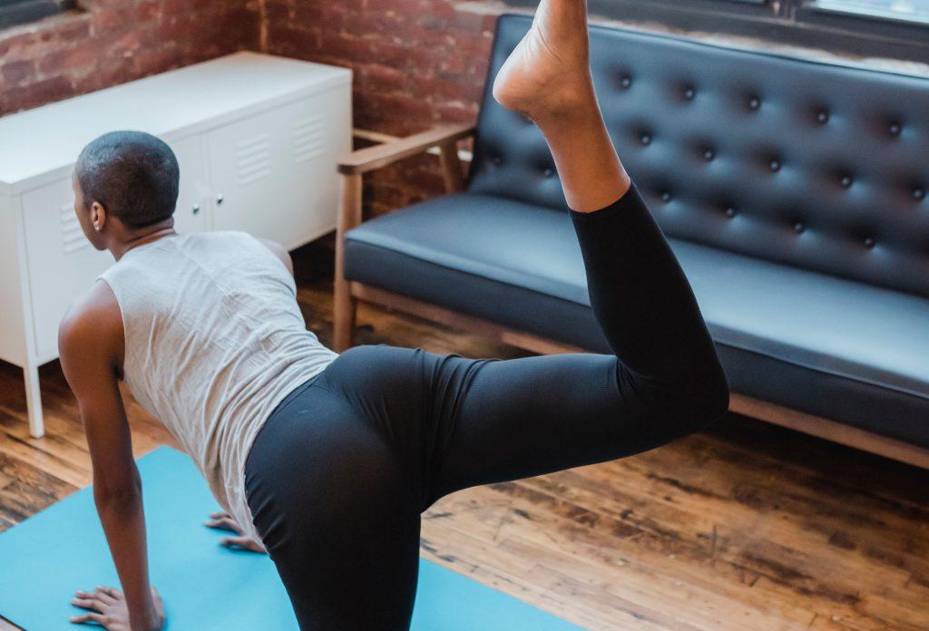 Лучшие упражнения для ягодиц, которые вы, вероятно, ещё не выполняли