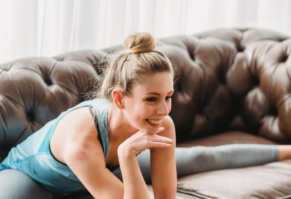 Как избавиться от двойного подбородка: 2 эффективных упражнения для вас