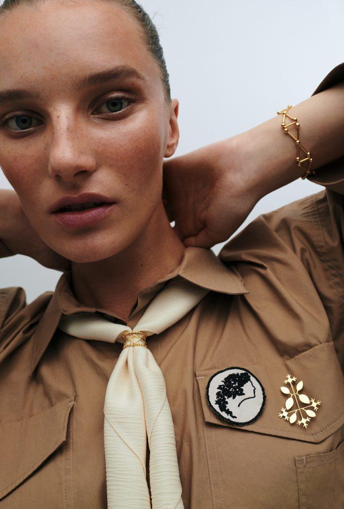 Guzema Jewelry и Gunia Project показывают коллаборацию в честь Дня Независимости Украины
