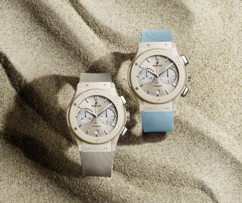 Пришло время двигаться на юг: Hublot выпустили новую коллекцию часов