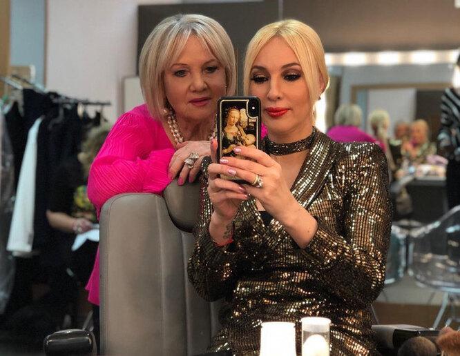 Лера Кудрявцева показала, как выглядит ее мама после инсульта