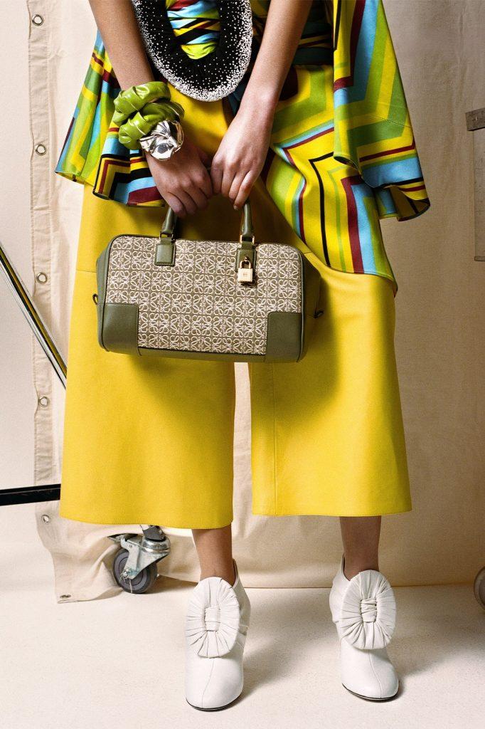 Loewe выпустили новую сумку в честь своего 175-го юбилея