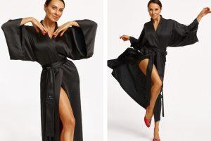 Dj NANA выпустила дебютную коллекцию сексуальных халатов для дома