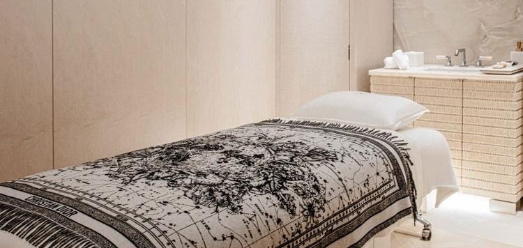 Dior открыли спа-салон: смотрите, что находится внутри