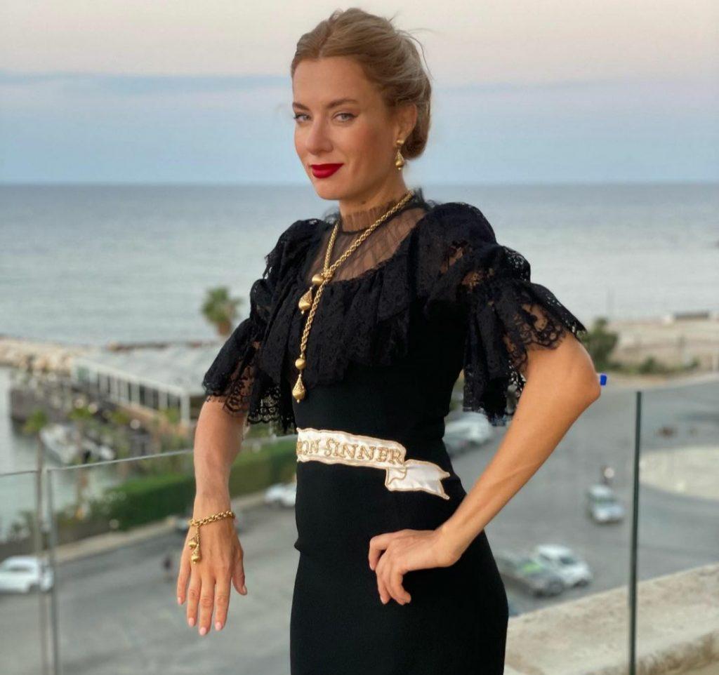 40-летняя Ольга Горбачева блеснула фигурой в купальнике