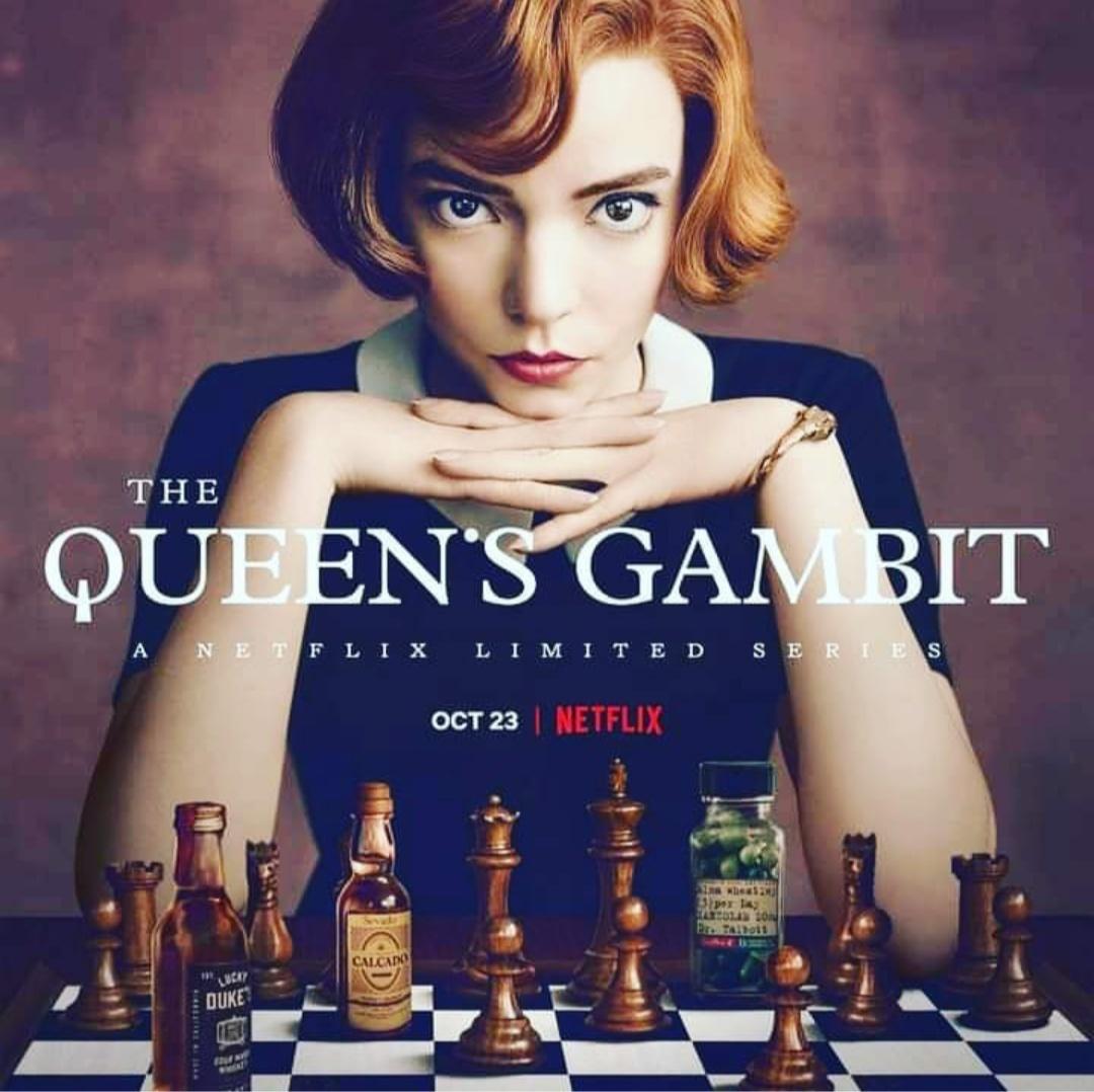 """На Netflix подали в суд из-за сериала """"Ход королевы"""""""