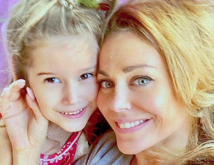 Татьяна Терешина сменила имидж себе и 8-летней дочери