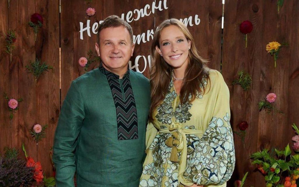 Больше не секрет: Катя Осадчая и Юрий Горбунов рассекретили имя новорожденного сына