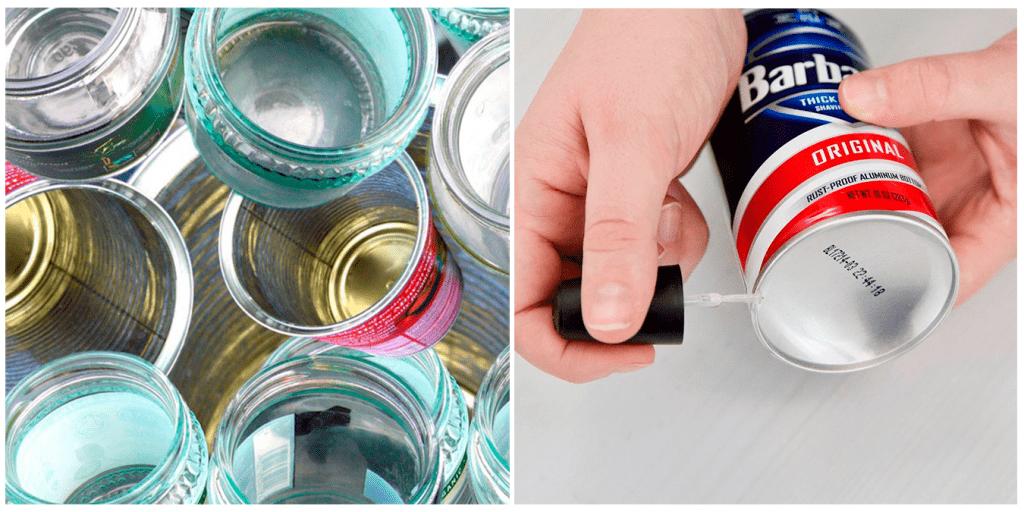Простой совет, как предотвратить появление следов ржавчины от металлических банок