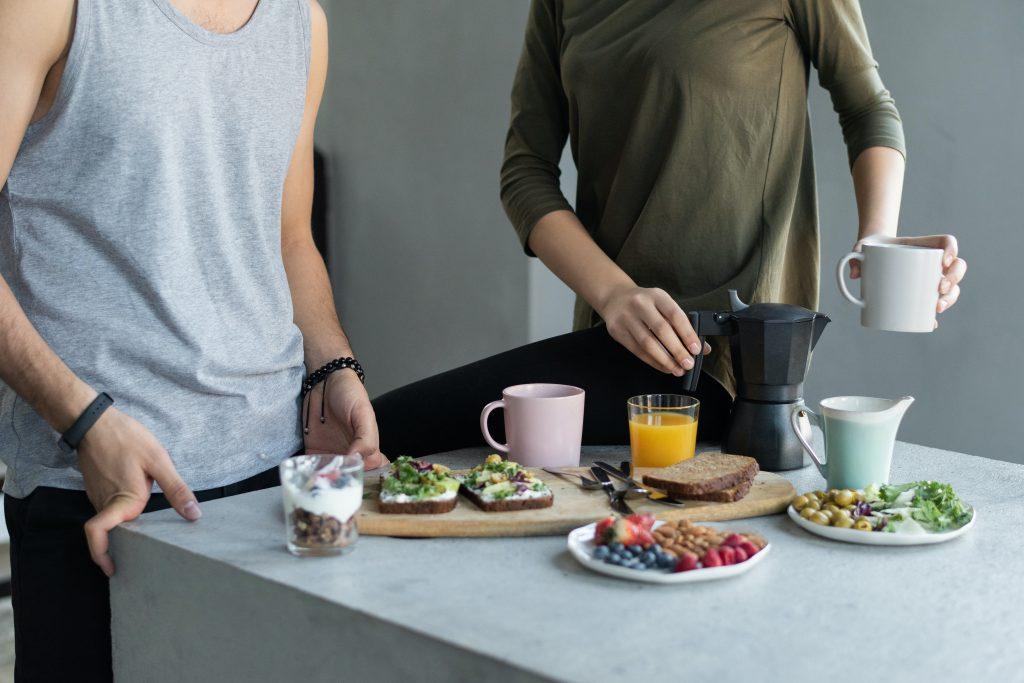 Еда для завтрака, которую должны есть все люди, стремящиеся быть здоровыми