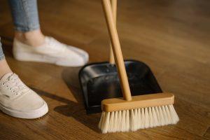 Какое место вы не чистите в доме, из-за чего могут появиться пауки
