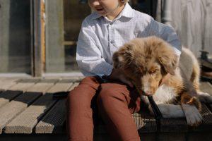 Удивительные причины, почему каждый ребёнок должен расти с собакой